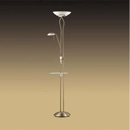 Изображение  Торшер со столиком и лампой для чтения Axton 2487/F Забронируй товар без оплаты! Зарезервировать товар Торшер со столиком и лампой для чтения Axton 2487/F