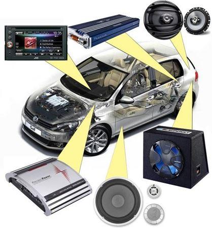 Изображение для категории Автозвук и видео